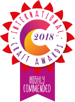 The Craft Store nominated for four awards in the International Craft Awards 2018.